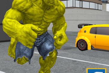 Monster Hero City Battle Game Android Free Download