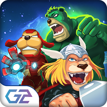 Petvengers Candy Superheroes Game Android Free Download