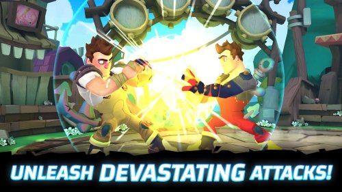 Smash Supreme Game Android Free Download
