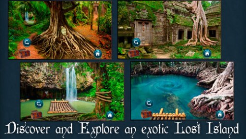 The lost fountain Game Ios Free Download