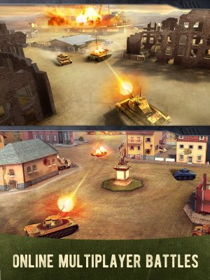War Machines Tank Shooter Game Android Free Download