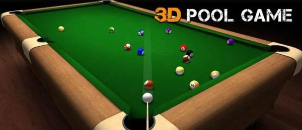 3D Pool Game HD Game Ios Free Download