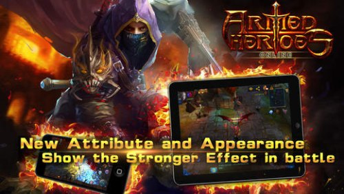 Armed Heroes Game Android Free Download