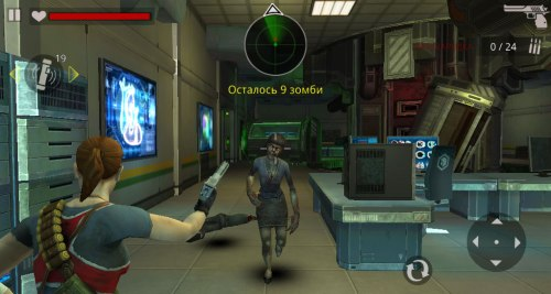 CONTRACT KILLER ZOMBIES 2 Game Android Free Download