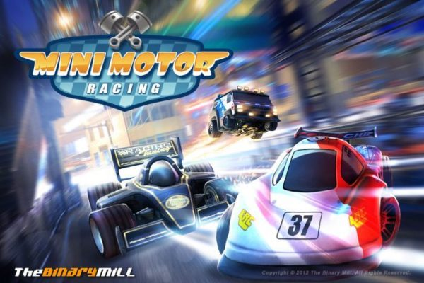 Mini Motor Racing Game Android Free Download