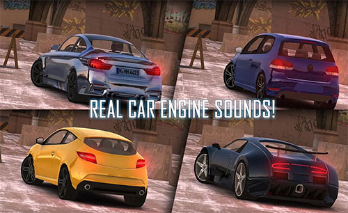 Real Car Parking 2017 Street 3D Game Android Free Downlaod