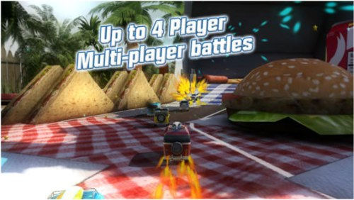 Table Top Racing Premium Game Android Free Download