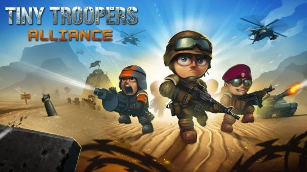 Tiny Troopers Alliance Game Android Free Download