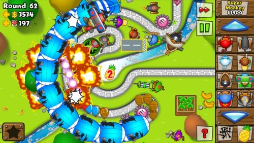 Bloons TD 5 Game Windows Phone Free Download