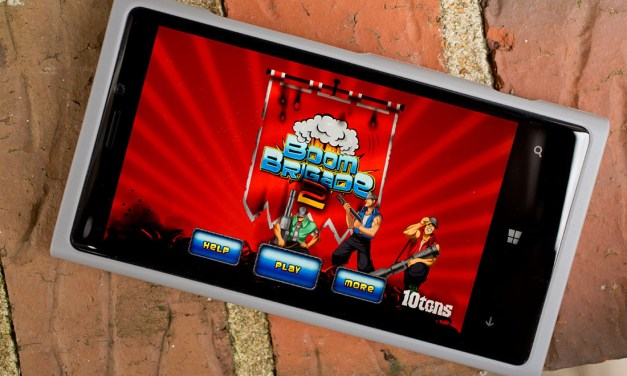 Boom Brigade 2 Game Windows Phone Free Download