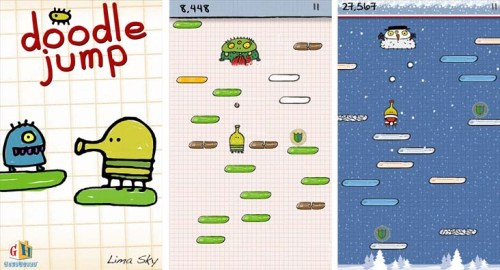 Doodle Jump Game Windows Phone Free Download