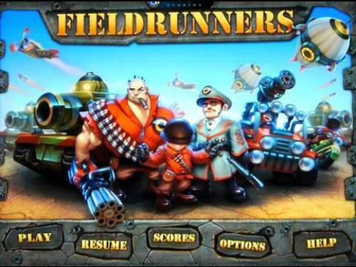 Field Runners Game Windows Phone Free Download