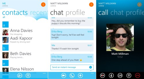 Skype App Windows Phone Free Download