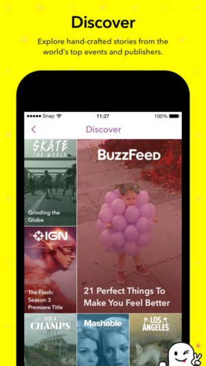 Snapchat App Ios Free Download