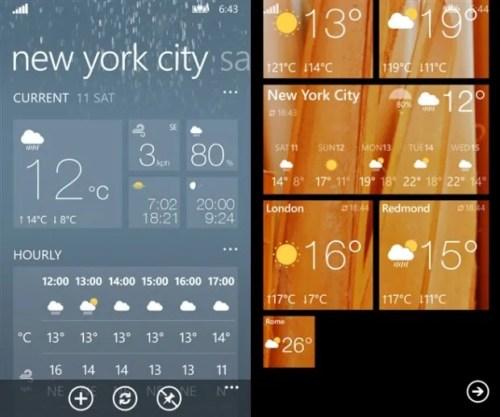 Weather Flow App Windows Phone Free Download
