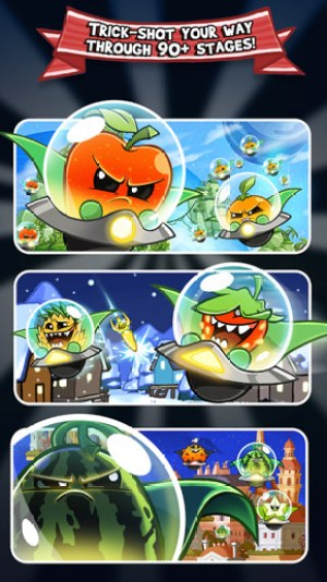 Fruit Attacks Game Android Free Download