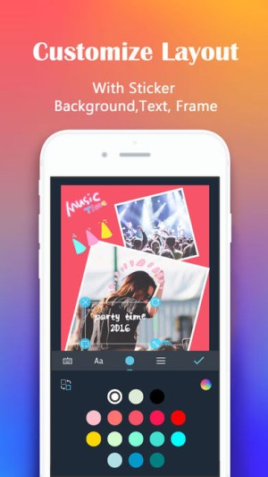 LiveCollage Pro App iOS Free Download