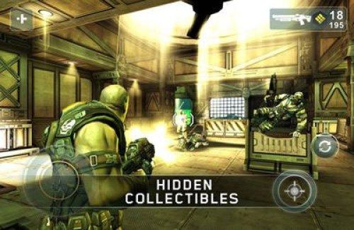 SHADOWGUN Game Android Free Download