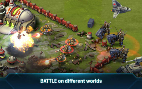 Star Wars Commander Game Ios Free Download