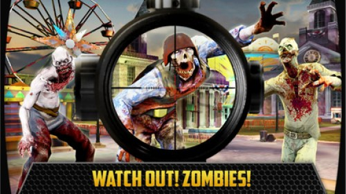 kill shot Game Ios Free Download