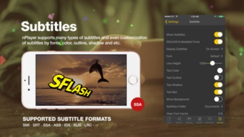 nPlayer Plus - The best media player App Ios Free Download