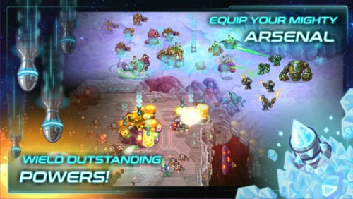 Iron Marines Game Android Free Download