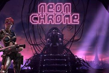 Neon Chrome Game iOS Free Download