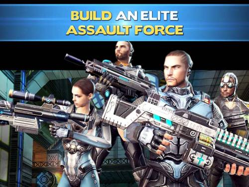 Rescue Strike Back Game Android Free Download