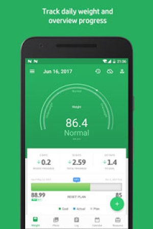 Weight Track Assistant App Android Free Download