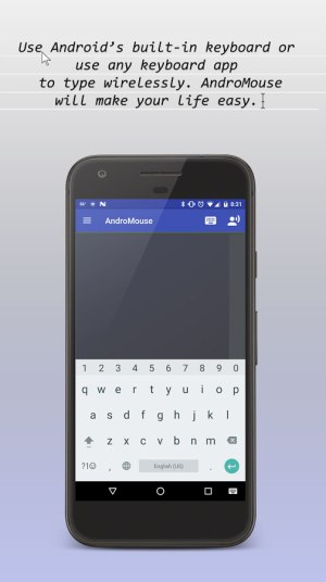 WiFi and Bluetooth Mouse Apps Android Free Download