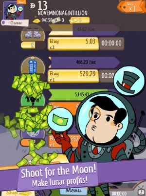 AdVenture Capitalist Game Android Free Download