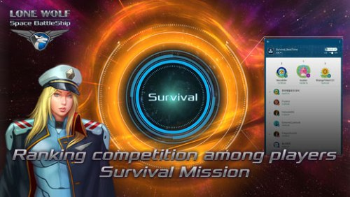Battleship Lonewolf: Space TD Game Android Free Download