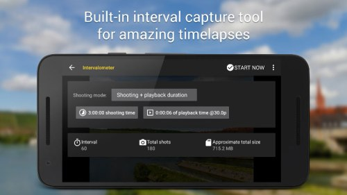 Camera FV-5 App Android Free Download