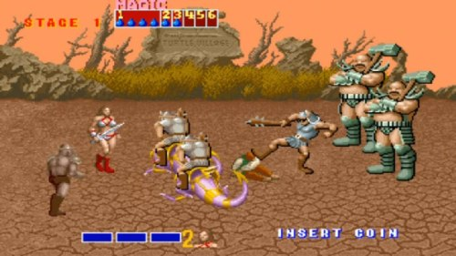 Golden Axe Classic Game Android Free Download