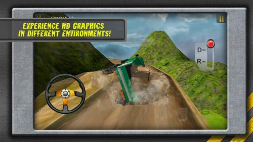 HILL CLIMB TRANSPORT 3D Game Android Free Download