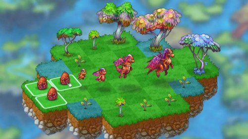 Merge Dragons Game Android Free Download