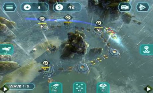 Naval Storm TD Game Android Free Download