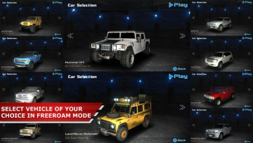 OffRoad Drive Desert Game Android Free Download