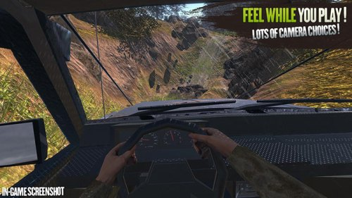 Revolution Offroad: Spin Simulation Game Android Free Download