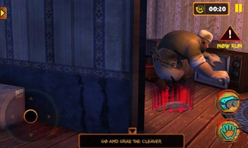 Scary Butcher 3D Game Android Free Download