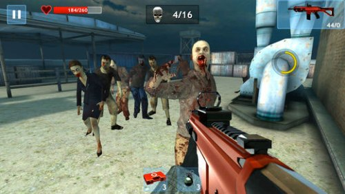 Zombie Objective Game Android Free Download