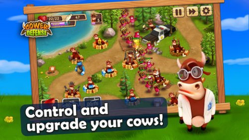 Cower Defense Game Apk Android Free Download