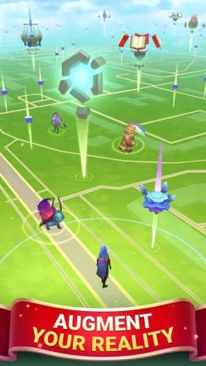 Draconius GO Catch a Dragon Apk Game Free Download