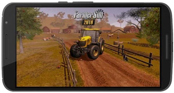 Farmer Sim 2018 Game APK Android Free Download