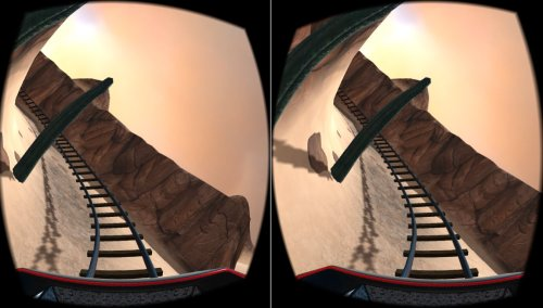MageC Coaster VR Game Android Apk Free Download