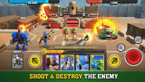 Mighty Battles Game Apk Android Free Download