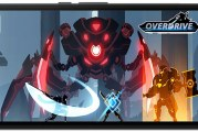 Overdrive Ninja Shadow Revenge Game Android Free Download