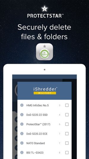 iShredder Enterprise App APK Android Free Download