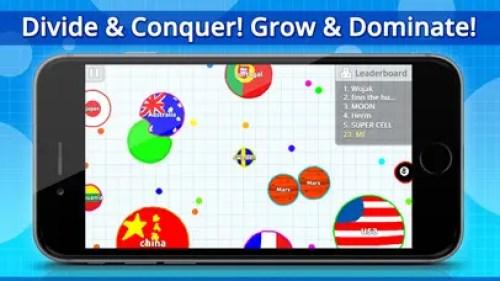 Agar.io Ipa Game iOS Free Download