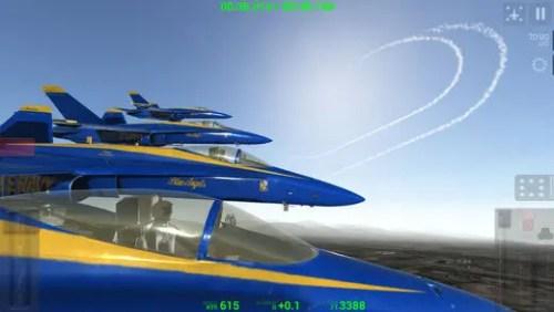 Blue Angels Aerobatic Sim Apk Android Free Download